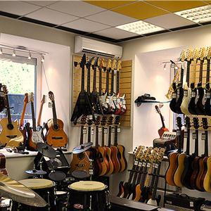 Музыкальные магазины Деденево