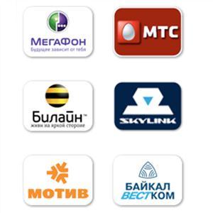 Операторы сотовой связи Деденево