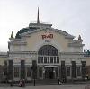 Железнодорожные вокзалы в Деденево
