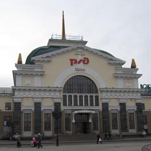 Железнодорожные вокзалы Деденево