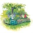 Загородный клуб Юна-Лайф - иконка «сад» в Деденево